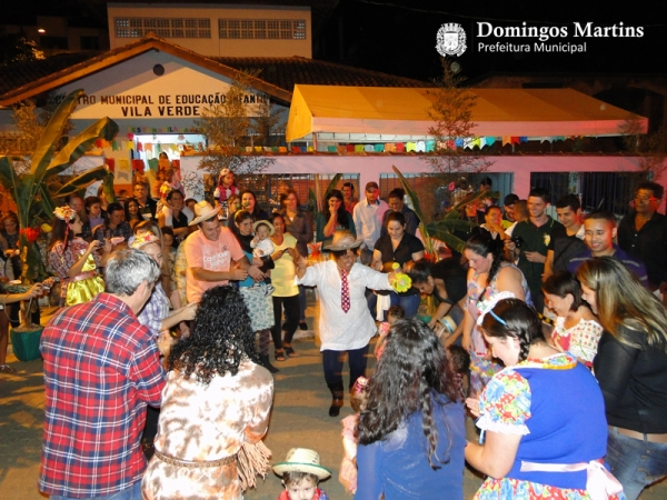 Programe-se para as festas juninas e julinas das escolas municipais